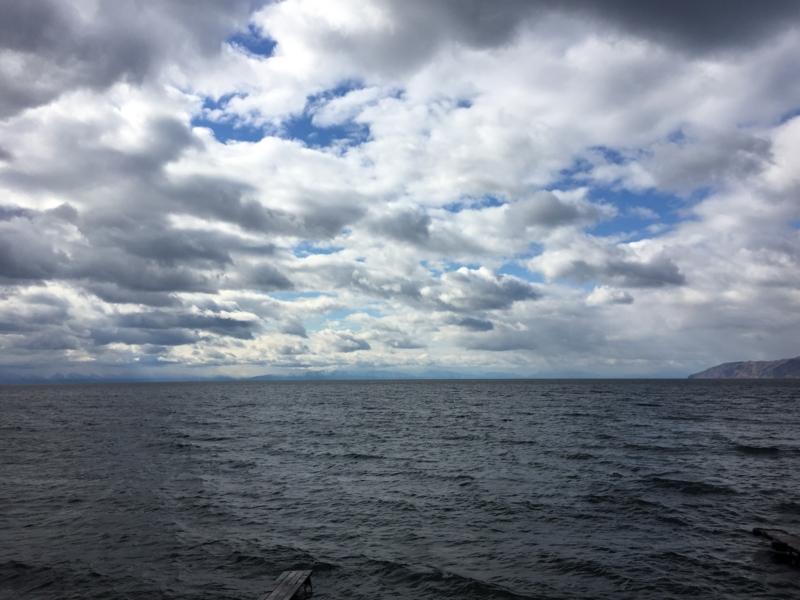 【イルクーツク】世界最深の湖バイカル湖を訪ねて