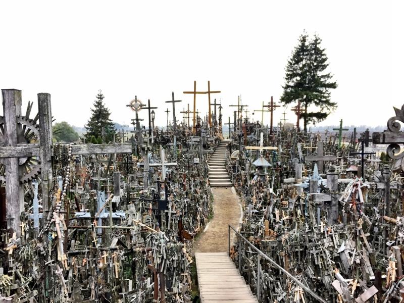 【リトアニア】十字架の丘を訪ねて