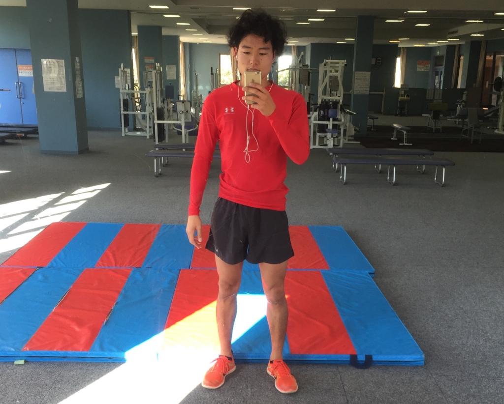 「178cm/63kgのガリガリな身体を4ヶ月間で70kgまで増量して筋トレしてゴリゴリな身体に変える計画」