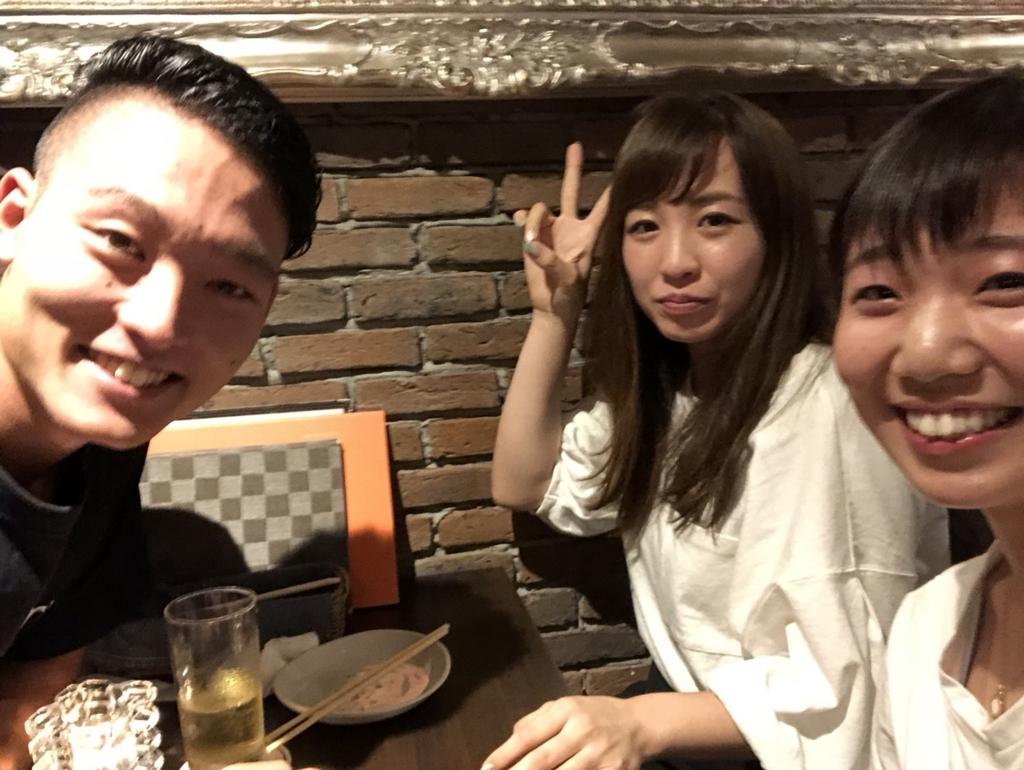 【減量28日目】休養日 高校の同級生とご飯