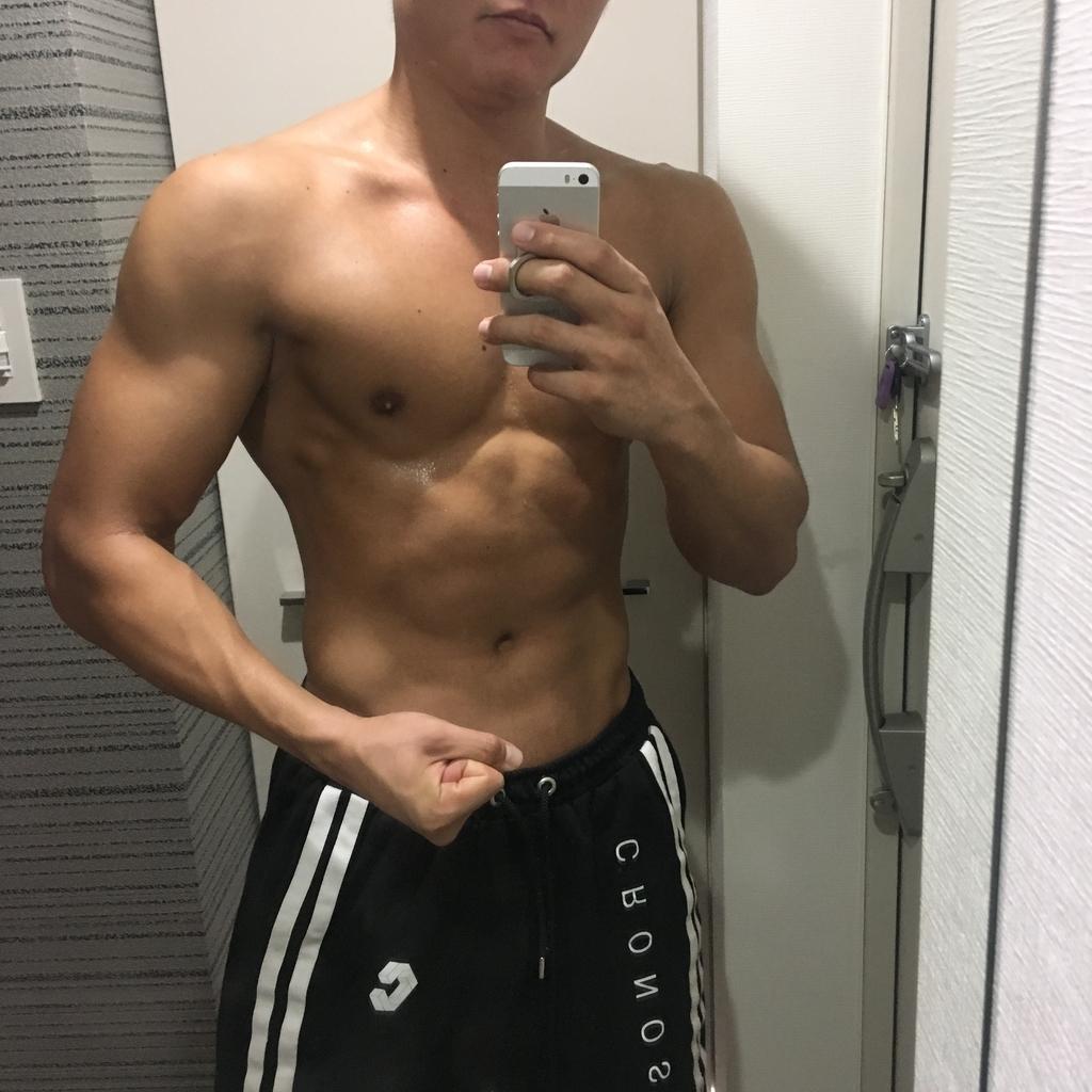 【増量日記】体重75.8kg 27日で9.8kg増量