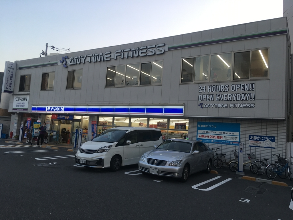 【ジム設備レビュー】エニタイム寺田町店に行ってきた