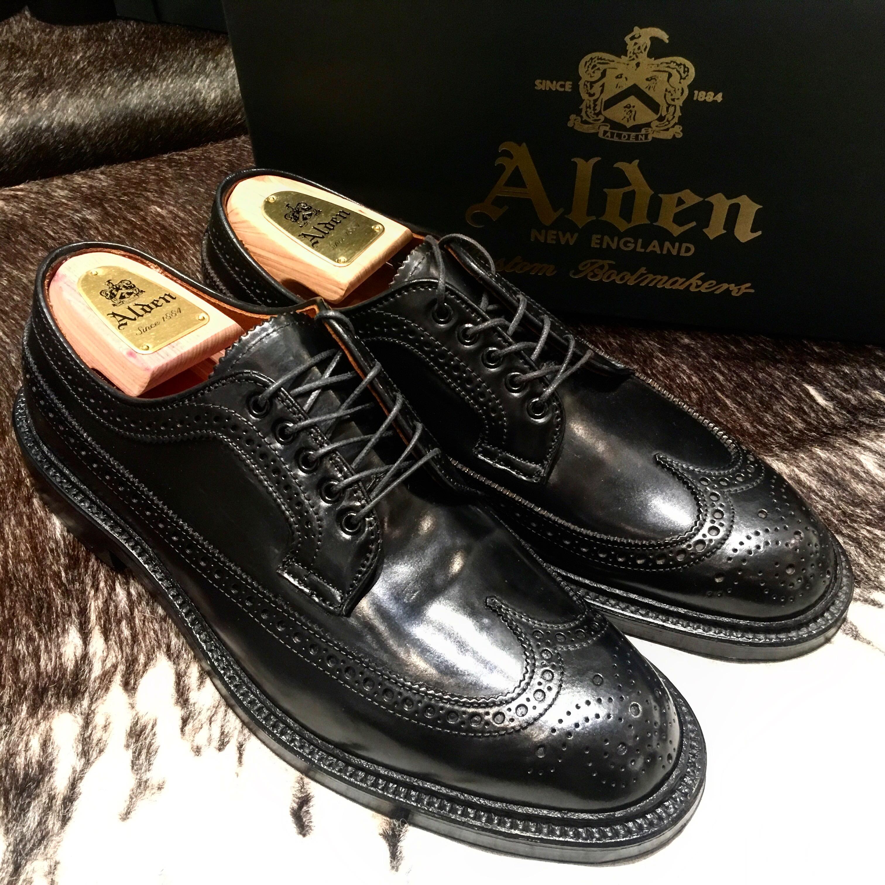 【減量20日目】12万円の靴 Alden購入